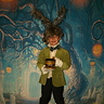 Photo #7 - Steampunk March Hare: I'm proudest of those rabbit feet!