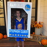 Photo #1 - Stephen Curry Basketball Card