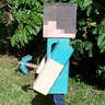 Photo #3 - Steve from Minecraft