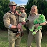 Photo #1 - Steve Irwin and Family