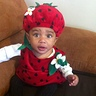 Photo #1 - justice dressed up as a strawberry