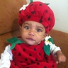 Photo #2 - Justice as a strawberry