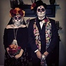 Photo #1 - Sugar Skull Couple