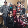 Photo #1 - Famiy of sugar skulls