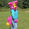 Photo #6 - Sunnie the Perky Pink Puppy