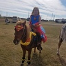 Photo #2 - Super Girl and Super Pony