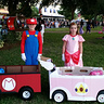 Photo #1 - Princess Peach and Mario