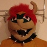 Photo #2 - Finished Bowser Head