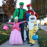 Photo #3 - Mario, Luigi, Peach, and Bowser