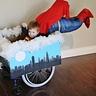 Photo #3 - Superman flying