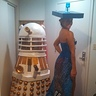 Photo #2 - Tardis and Dalek