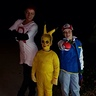 Photo #1 - Pikachu, Ash and Jesse