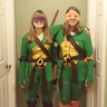 Photo #1 - Donatello and Michaelangelo