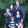 Photo #1 - The Cahill Family Addams Stye