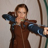 Photo #1 - Leah the archer