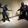 Photo #3 - Bat fights the Cat