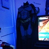Photo #5 - Batsuit mounted on manikin in room