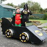 Photo #1 - Batman and Robin in The Batmobile