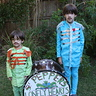 Photo #4 - The Beatles in character