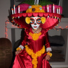 Photo #9 - The Book of Life La Muerte