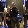 Photo #8 - geared up with the wife