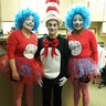 Photo #1 - The Cat in the Hat and Thing 1 & Thing 2