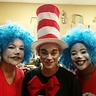 Photo #2 - The Cat in the Hat and Thing 1 & Thing 2