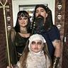 Photo #2 - Scary Egyptian Family