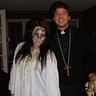 Photo #1 - The Exorcist: Father Damien and Regan
