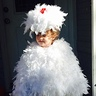 Photo #1 - Chicken DIY Costume- Toddler