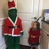 Photo #1 - The Grinch and Cindy Lou Who