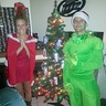Photo #1 - Cindy Lou Who and The Grinch