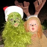 Photo #1 - the Grinch and his dog Max