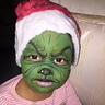 Photo #2 - Grinch Facepaint