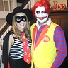 Photo #1 - The Hamburglar and 'Ronnie' McDonald