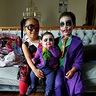 Photo #3 - Little Joker and Little Harley Quinn