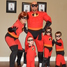 Photo #1 - The Incredibles ready to take on the bad guys!