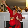 Photo #3 - Elastigirl and Jack Jack