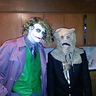 Photo #2 - Joker and Scarecrow