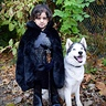 Photo #1 - Jon Snow and Ghost