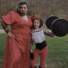 Photo #3 - Strong Girl and Bearded Lady