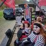 Photo #4 - The clown