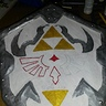 Photo #2 - Shield in Progress