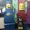 Photo #2 - Lego Benny Lego man and Lego Batman!!
