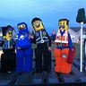 Photo #1 - Everything is AWESOME!!! Kids ready for the parade.
