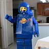 Photo #2 - The LEGO Movie Benny