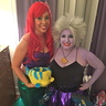 Photo #2 - Ariel and Ursula
