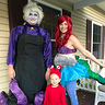 Photo #1 - The Little Mermaid - Ariel, Sebastian, & Ursula