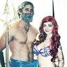 Photo #2 - Ariel and King Triton