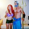 Photo #1 - Ariel and King Triton